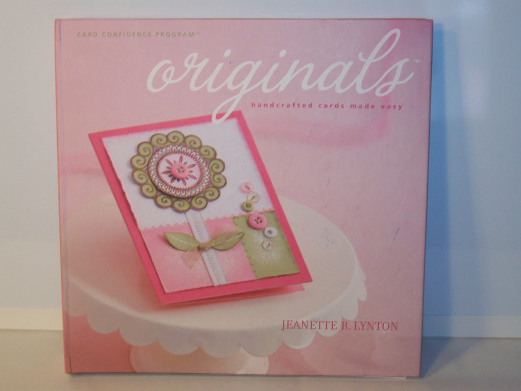 Originals - Handcrafted Cards Made Easy Book
