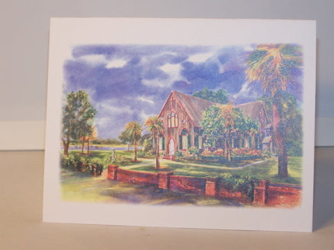 "Any Occasion Card - ""Church of The Cross"" Potter"