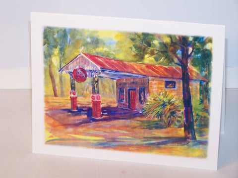 "Any Occasion Card - ""Coburn's Store"" Potter"