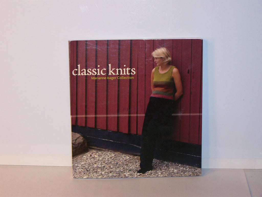 Classic Knits:  Marian Isager Collection