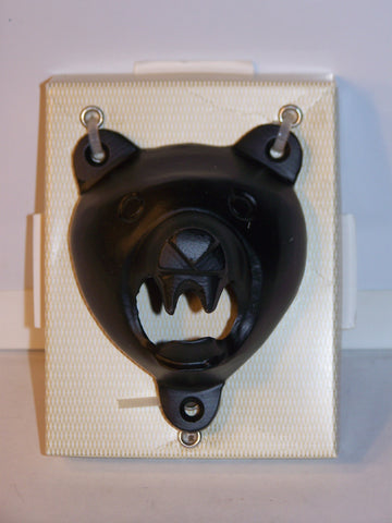 Bear Head Shaped Bottle Opener