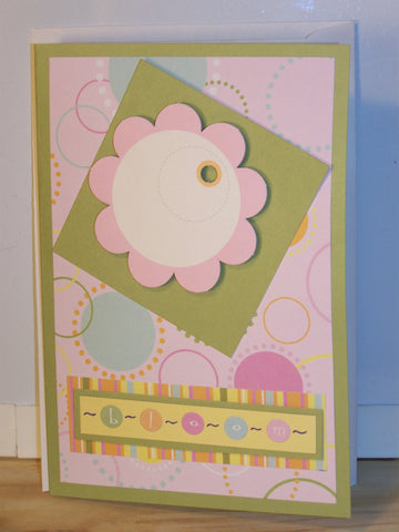 Any Occasion Card - bloom