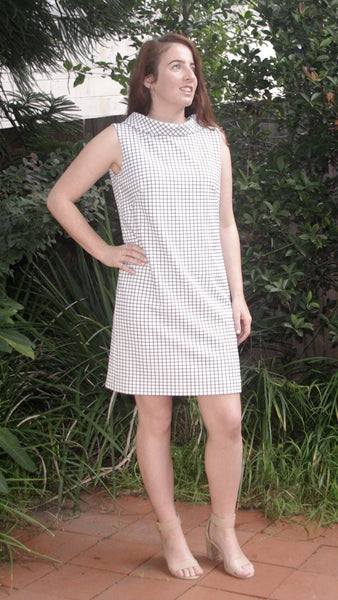 Adamari shift dress