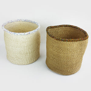 Natural  |  Beads (Bucket)