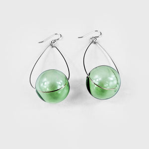 Glass |  Translucent Green