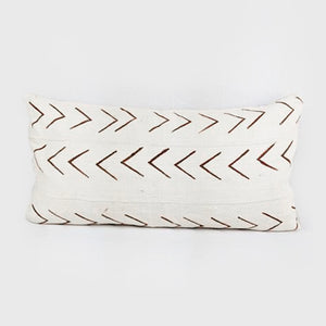 Arrows | Mud Cloth Pillow