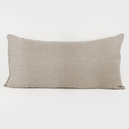 Blocks | Baule Ikat Pillow