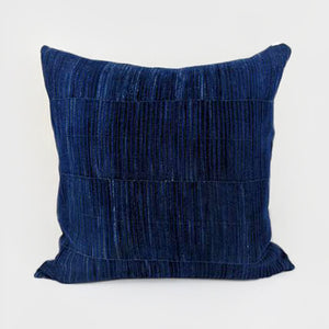 Royal Blue | Indigo Pillow
