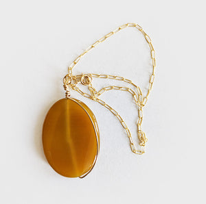 Amber | Necklace