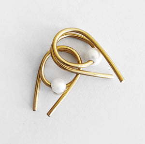 Spiral | Brass Ring