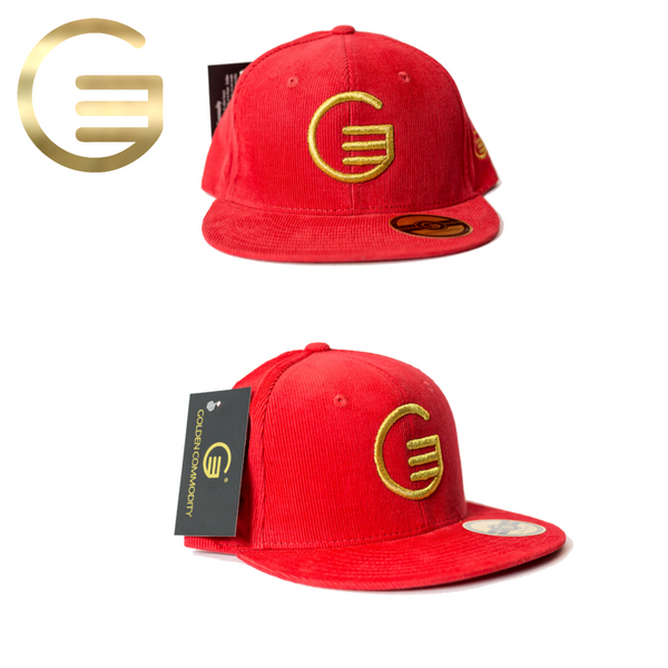 Red Classic GC Snapback