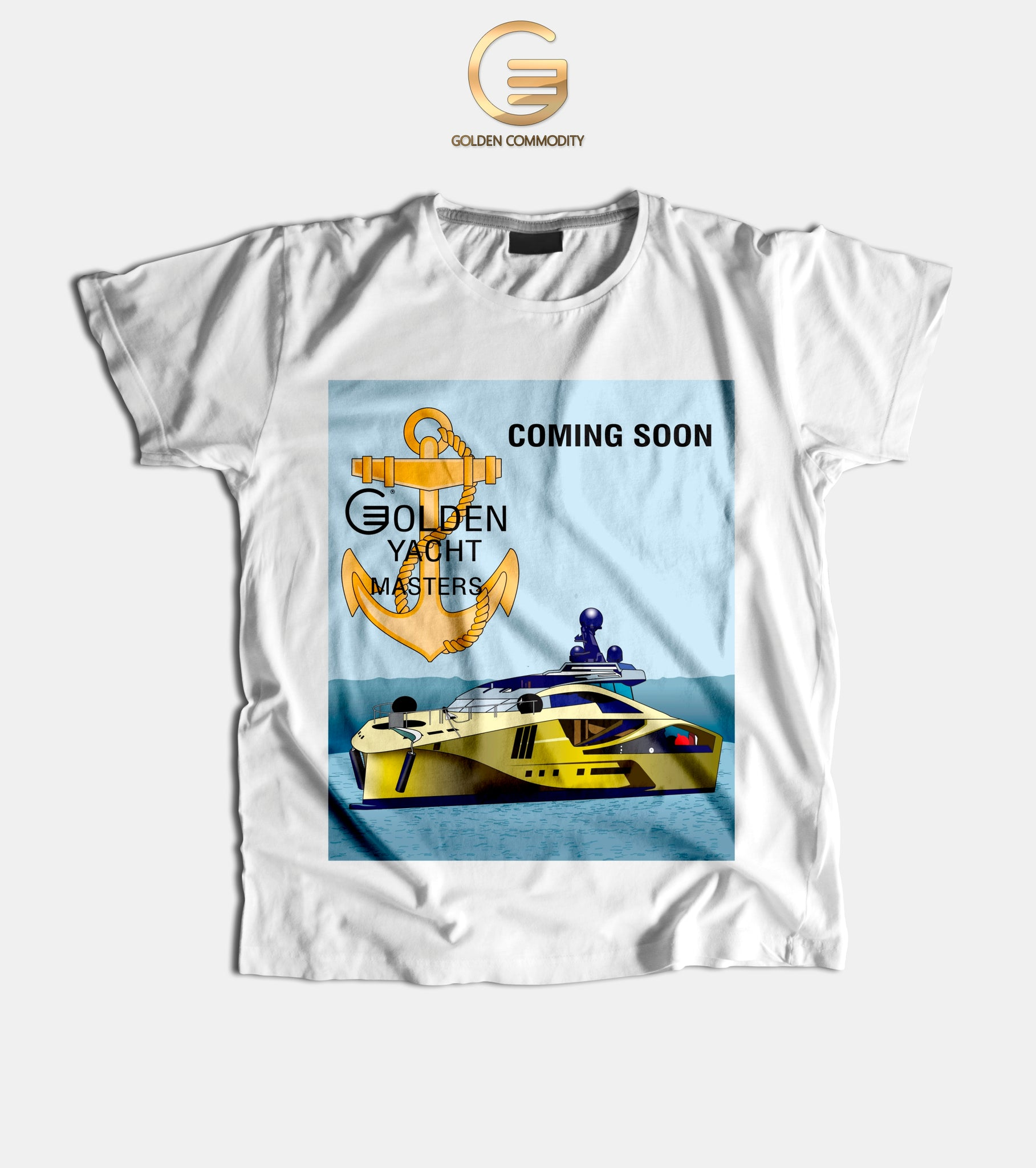 Golden Yacht Master Women's T-Shirts