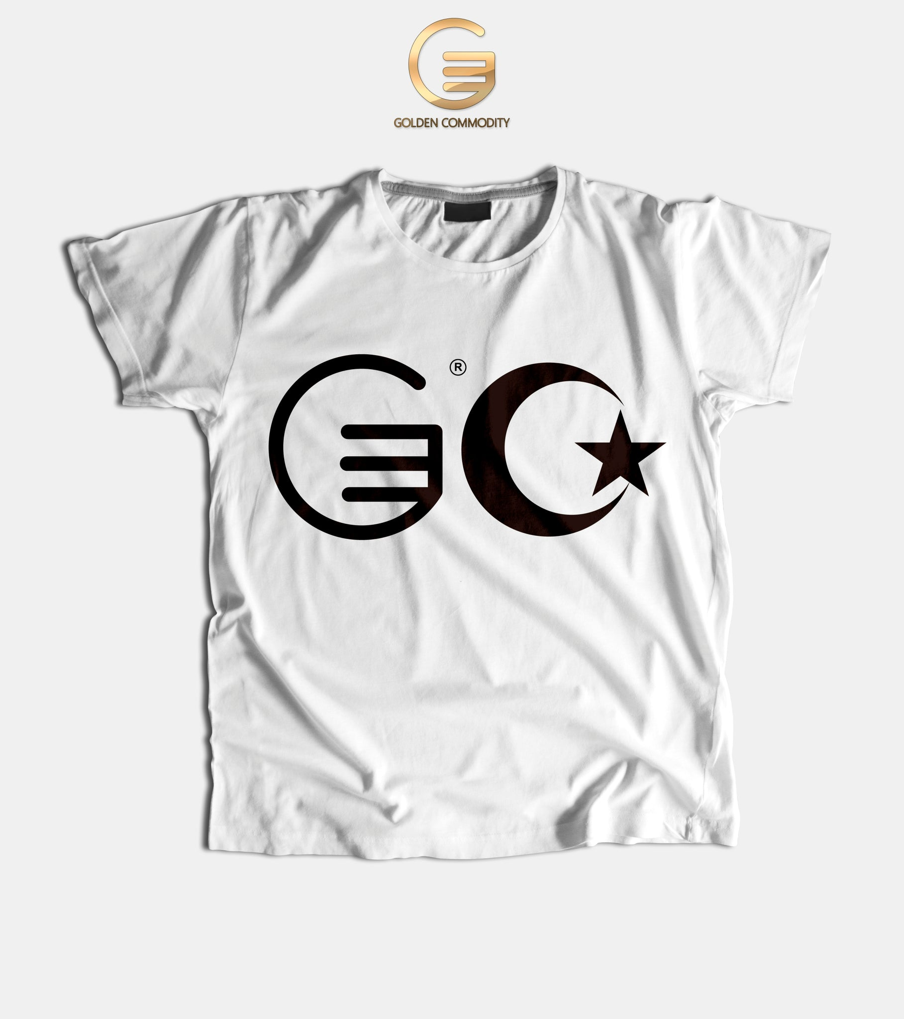 G & A Crescent Men's T-Shirt