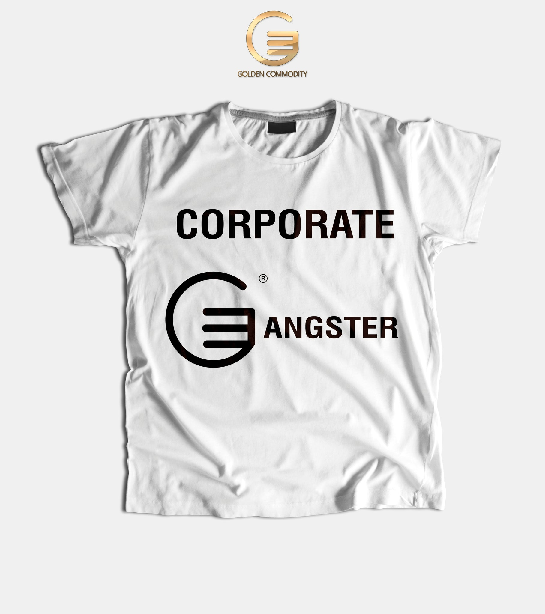 Corporate Gangster Men's T-Shirts