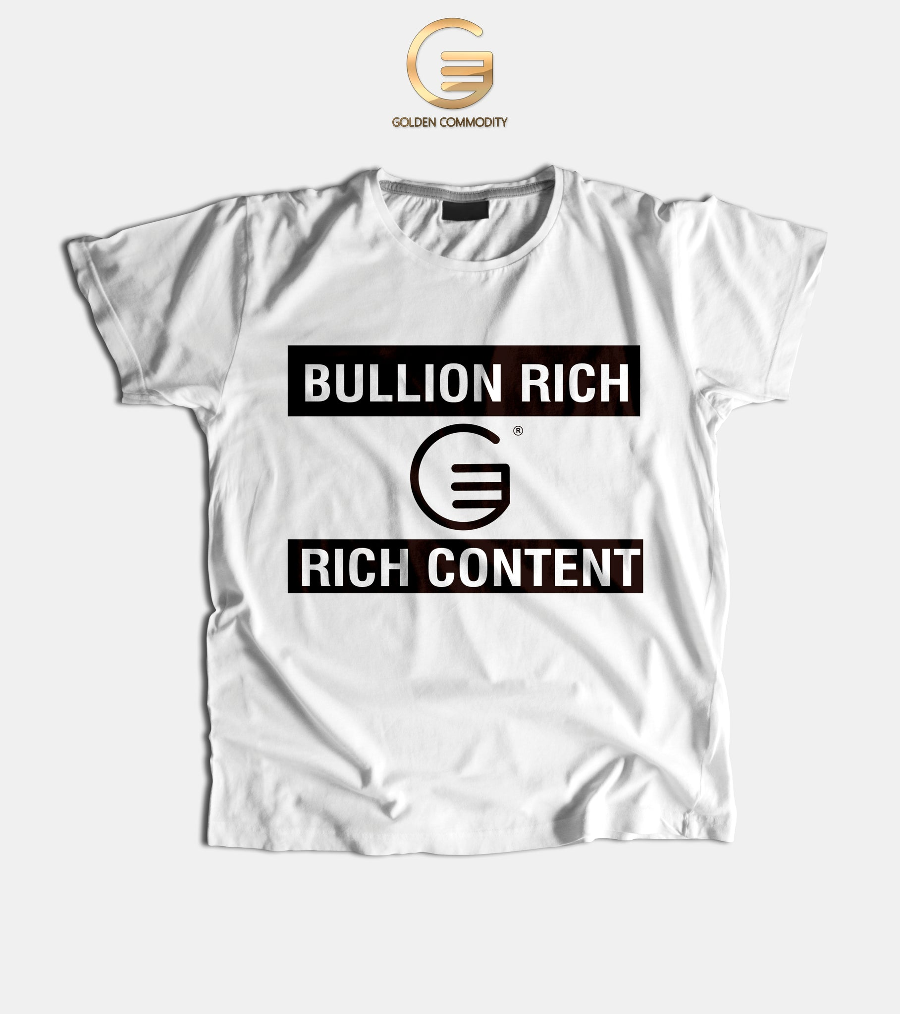 Bullion Rich - Rich Content Women's T-Shirts