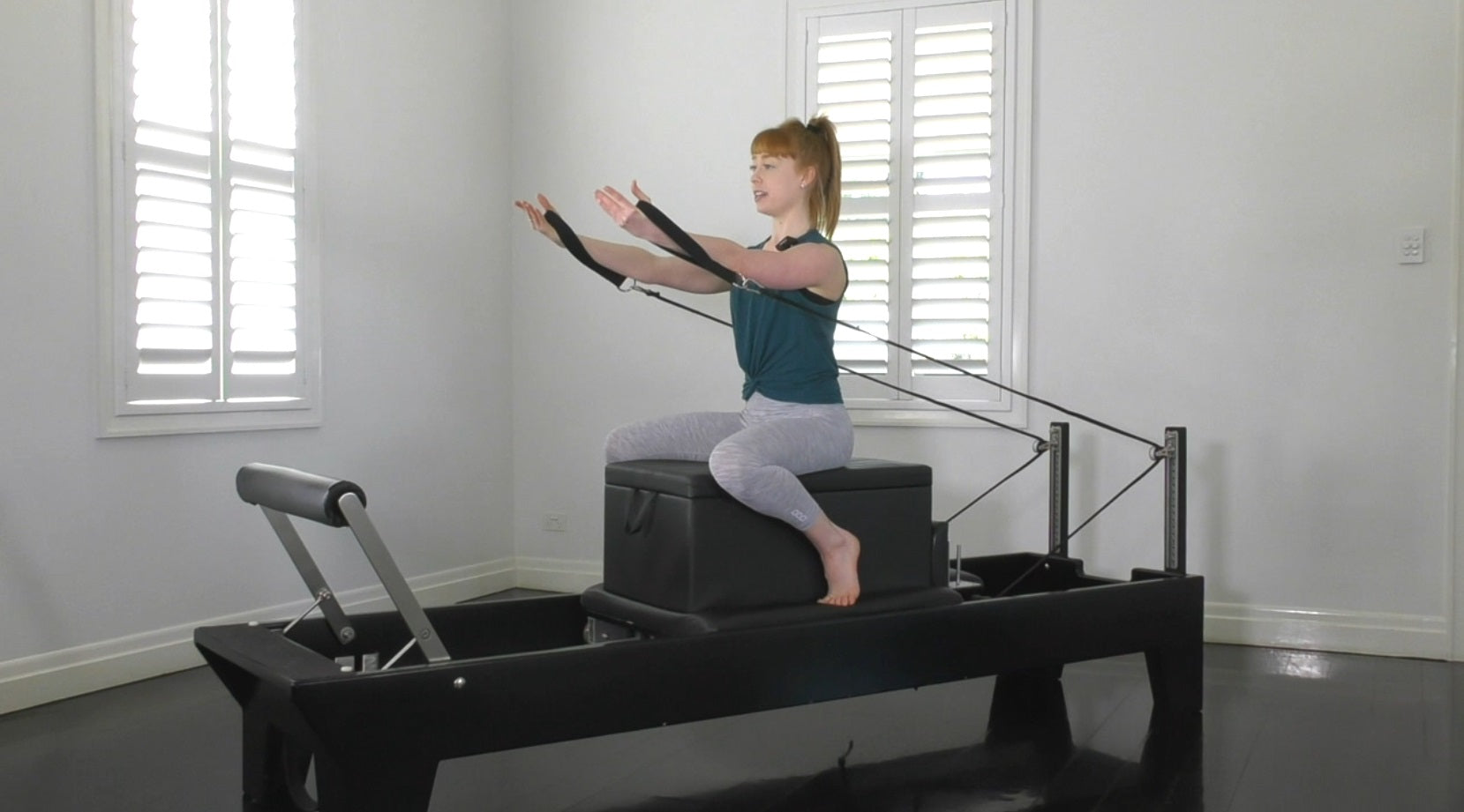 Reformer Workout Video (Download)