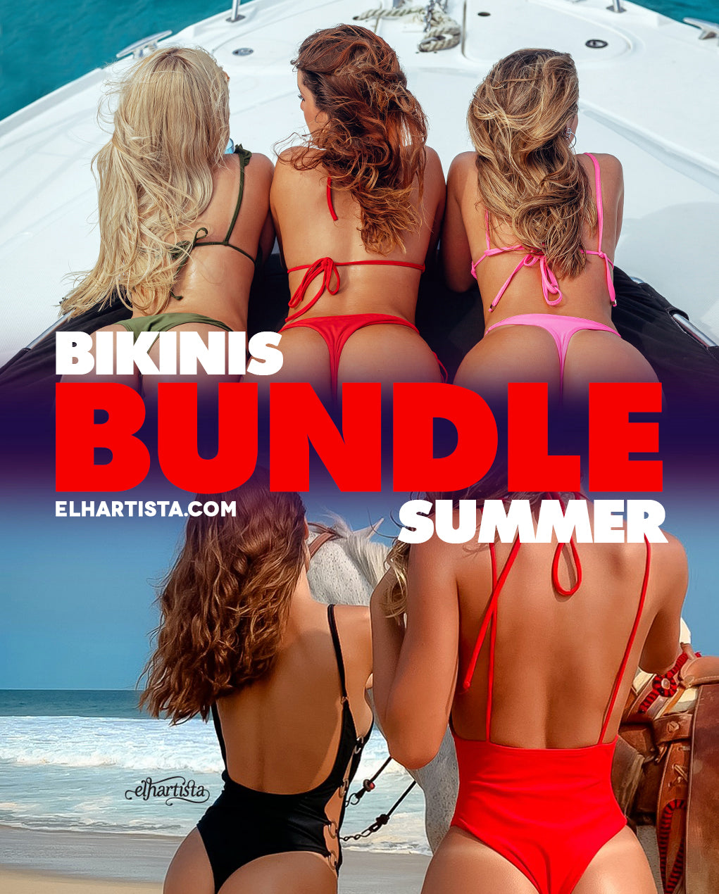 SUMMER/BIKINIS BUNDLE