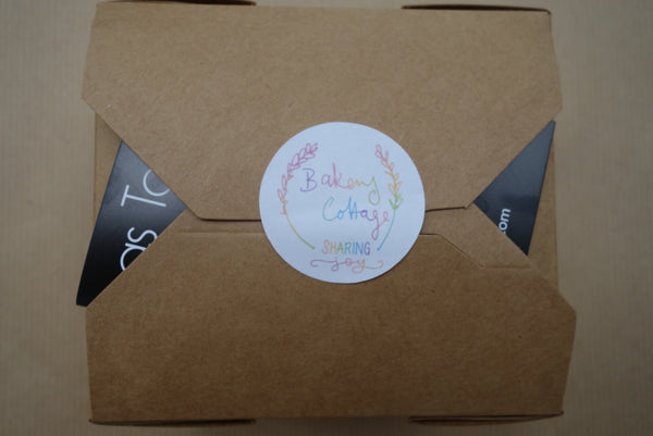 Sharing Joy Brownie Box (collect only) Tuesday 19th May