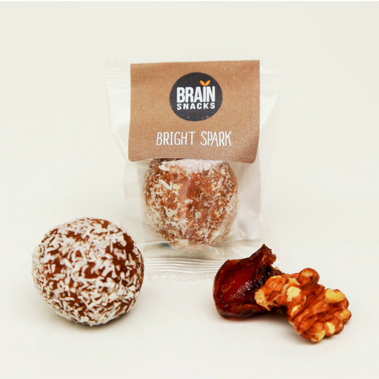 BRIGHT SPARK ENERGY BALLS (Pack of 16)