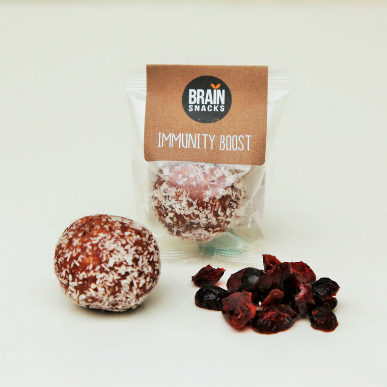 IMMUNITY BOOST ENERGY BALLS (Pack of 16)
