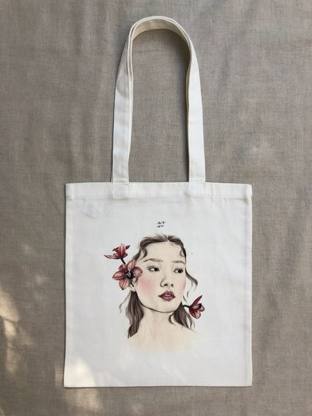 Zodiac Tote Bag / AQUARIUS