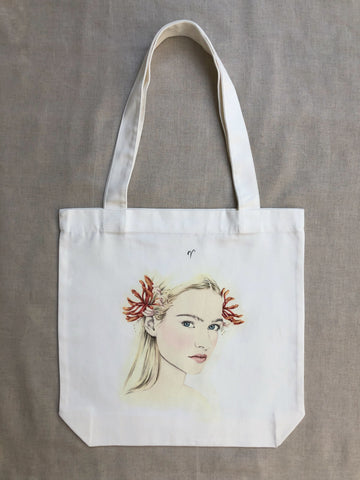 Zodiac Tote Bag / ARIES