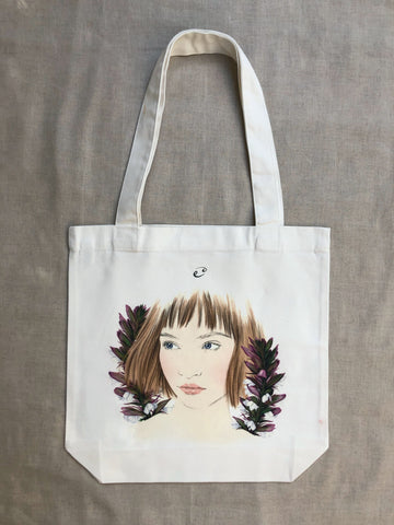 Zodiac Tote Bag / CANCER