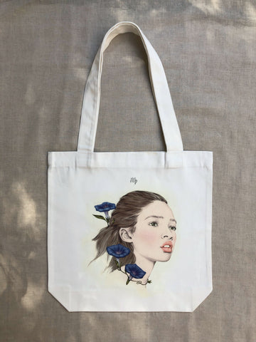 Zodiac Tote Bag / VIRGO