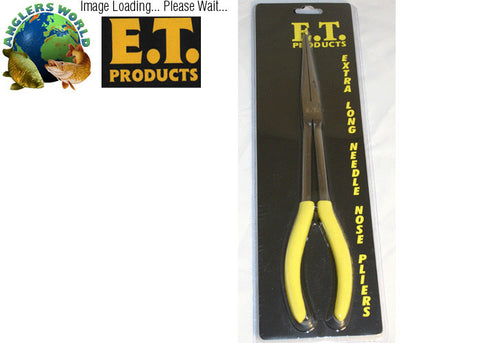 E.T. Predator Tackle Long Needle Nose Pliers