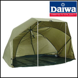 Daiwa Mission Overnighter Oval Brolly System