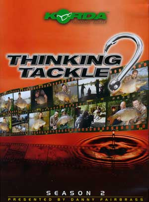 Korda Thinking Tackle DVD Series 2