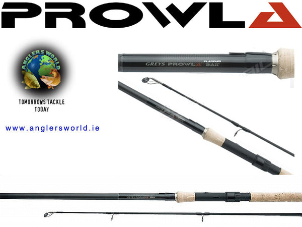 Greys Prowla Platinum Bait Rods