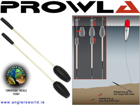 Greys Prowla Anti-Tangle Tube Sinkers