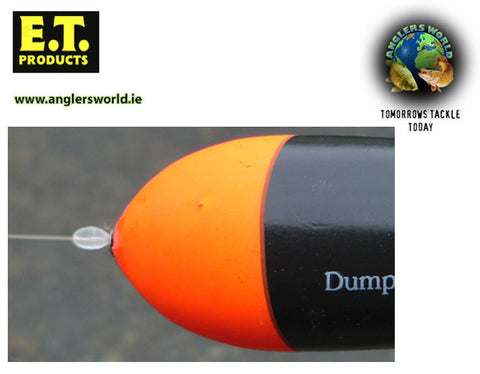 E.T. Predator Tackle Silicone Float Stops