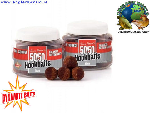 Dynamite Baits 50/50 Balanced Hookbaits - The Source