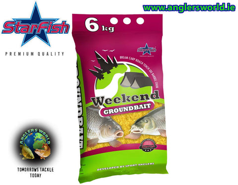 Starfish Weekend 6kg Groundbait