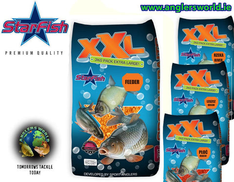 Starfish XXL Series 3kg Groundbait