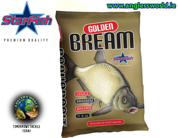Starfish Golden Bream 2.5kg Groundbait