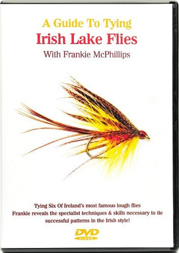 Frankie McPhillips A Guide to Tying Irish Lake Flies DVD