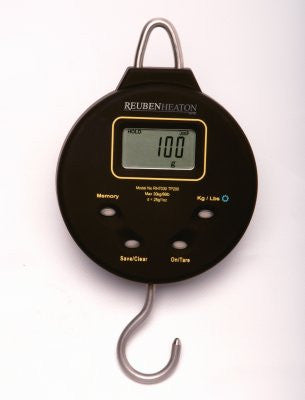 Reuben Heaton  Digital Scale (7000 Series) 30kg/66lb x 25g/1oz