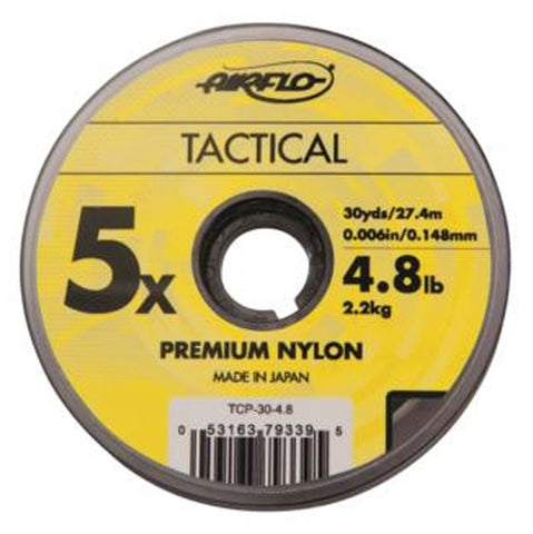 Airflo Tactical Co-Polymer Leader Tippet 30yds