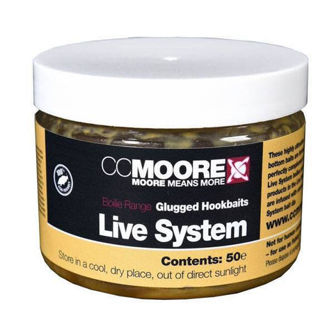CC Moore 'Live System' 15mm Air Ball Pop Ups