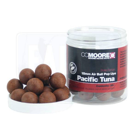 CC Moore 'Pacific Tuna' 15mm Air Ball Pop Ups