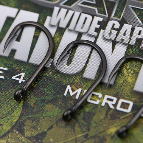 Gardener Covert Dark Wide Gape Talon Tip