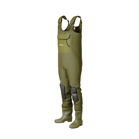 DAM Fighter Pro+ Neoprene Chest Waders