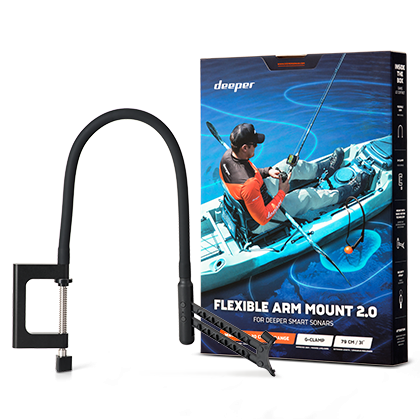 Deeper Flexible Arm Mount 2.0