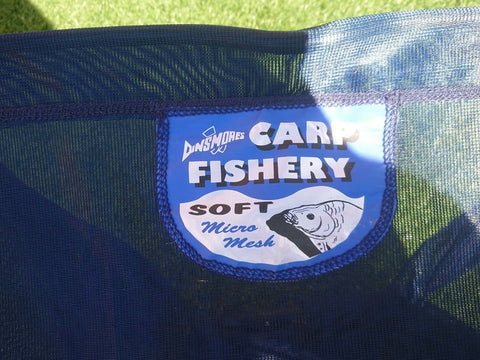 Dinsmores Soft Blue Carp Sack Keepnet 3m