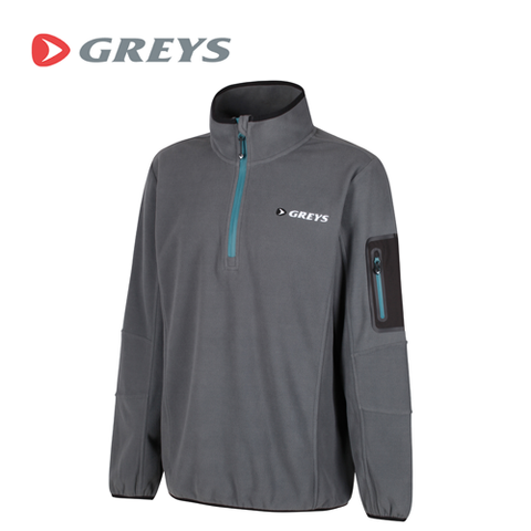 Greys Micro Fleece
