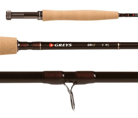 Greys GR40 Fly Fishing Rods
