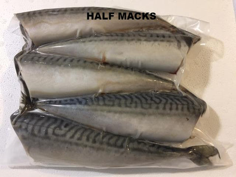 Rebel Pike Half Mackerel Deadbait